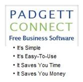 Padgett Connect – Free Small Business Software